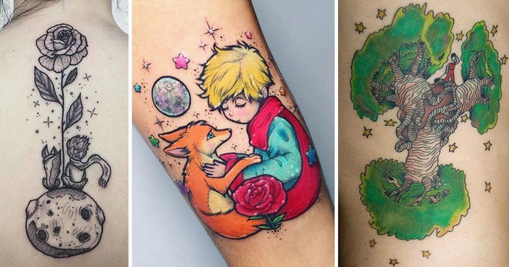 The Little Prince S Universe Tattoo Gallery Tat2globe Com