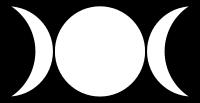 The triple Moon